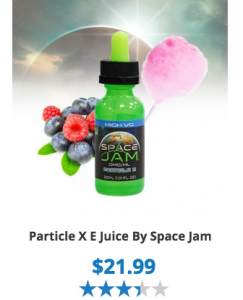 space jam particle x review